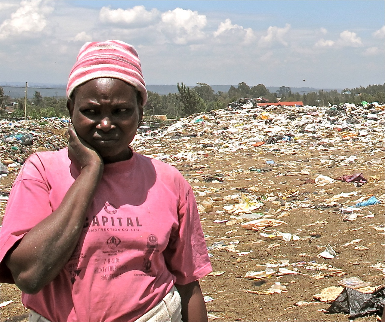 Kenya poverty