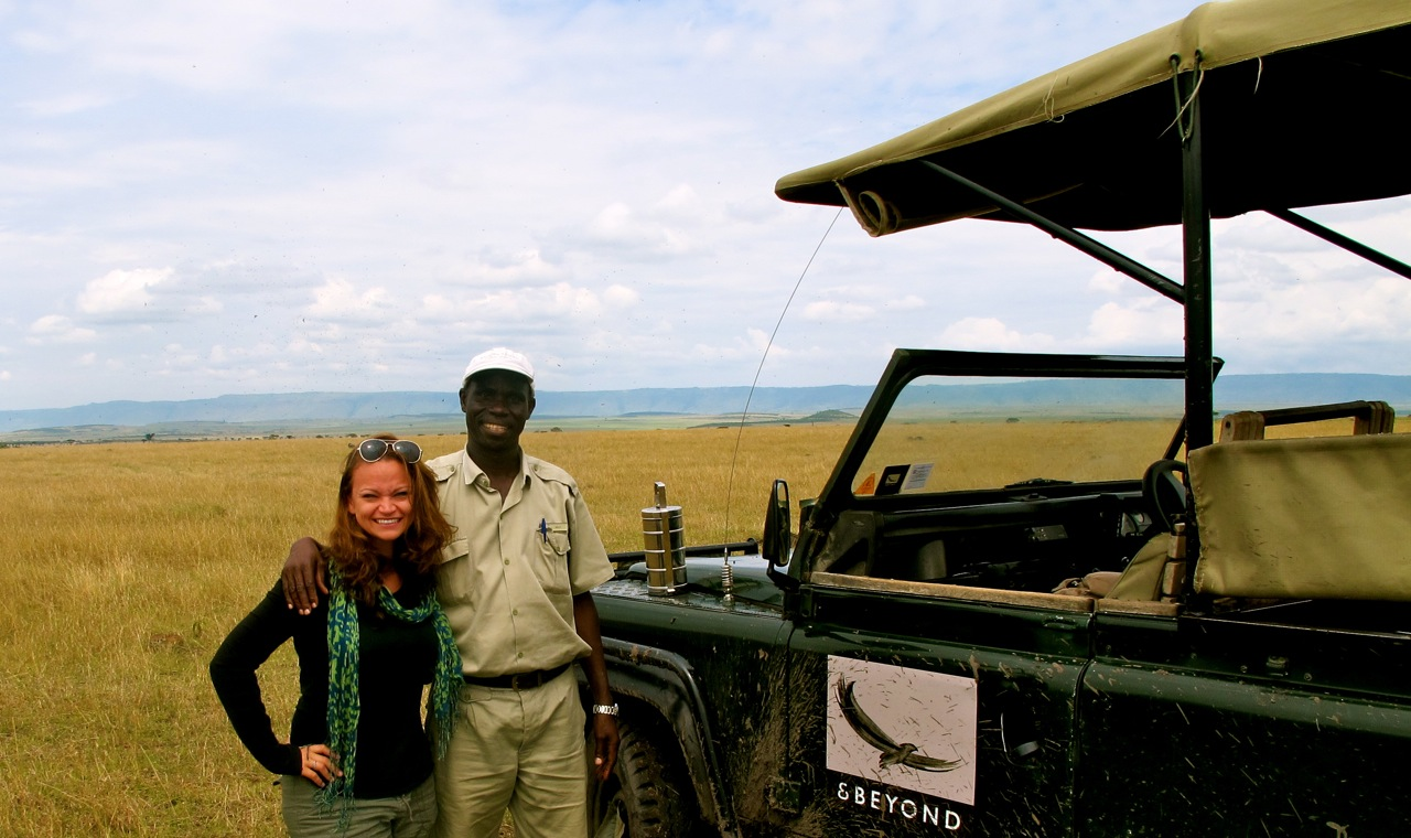 Kichwa Tembo Guide Willy Kenya Masai Mara