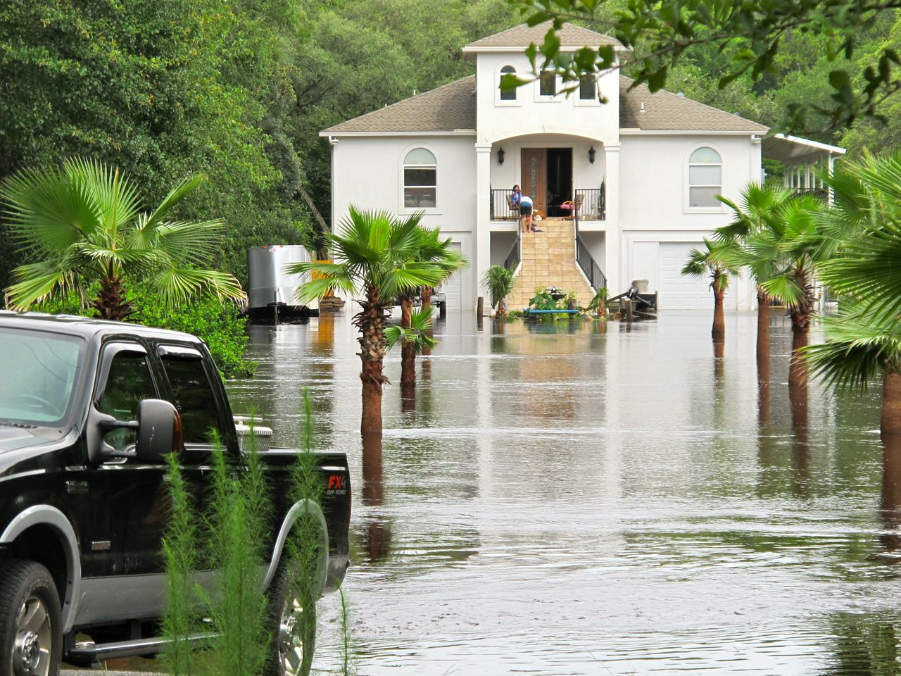 Black Creek Flood 2012