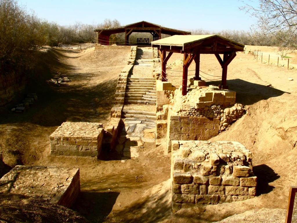 Jesus Baptism Site