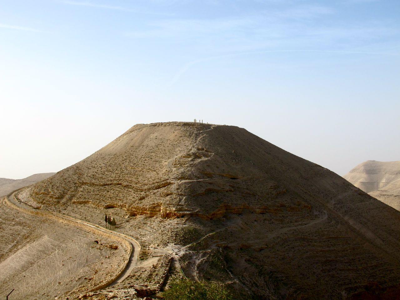 Ruins of the Herodian years
